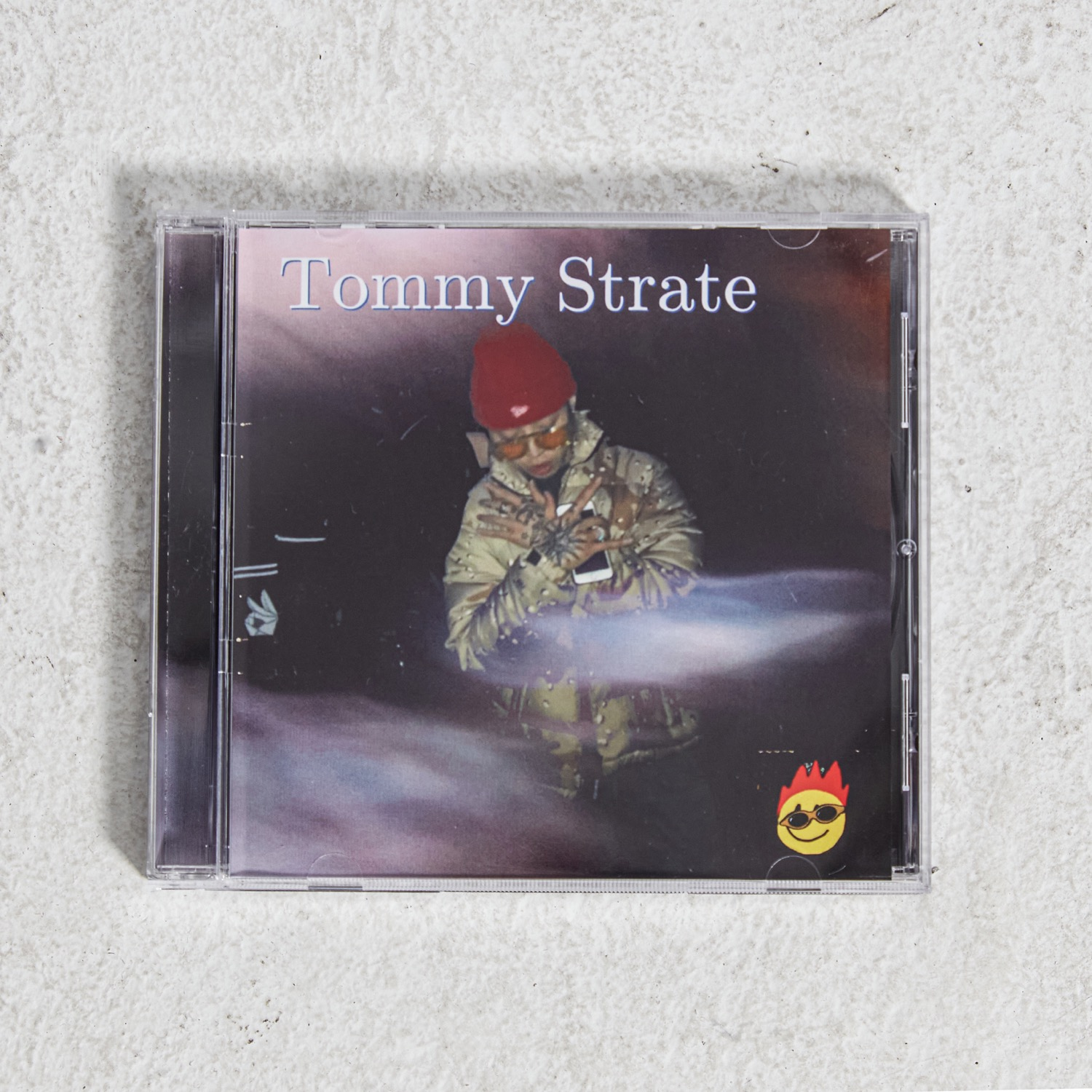 """Tommy Strate pt. 1"" Album CD"